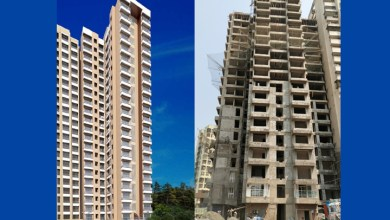 Gaurav Crest project close to completion