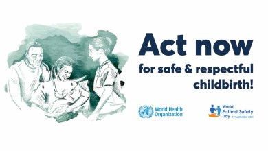 Webinar Organised On World Patient Safety Day to Discuss 'Safe Maternal & Newborn Care'