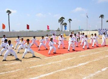 Top international schools in chennai