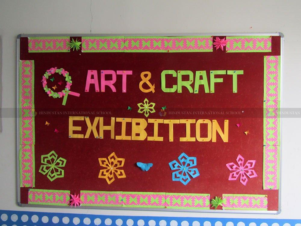 Art & Craft Exhibition 2019