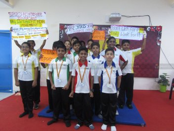 Thematic Assembly Physical Fitness