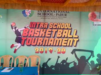 Intra School Basketball Tournament