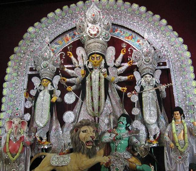Durga Puja Greetings | Durga Puja wishes | Happy Durga Puja SMS