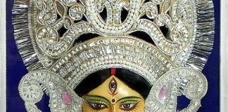 Photos Of Maa Durga Face