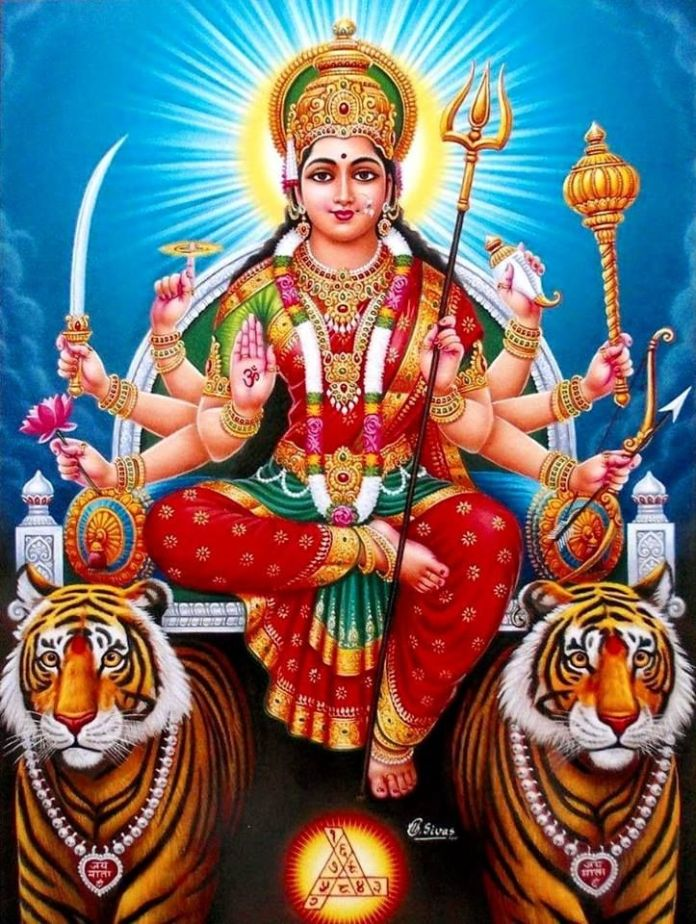 Pictures Of Maa Durga Galleries