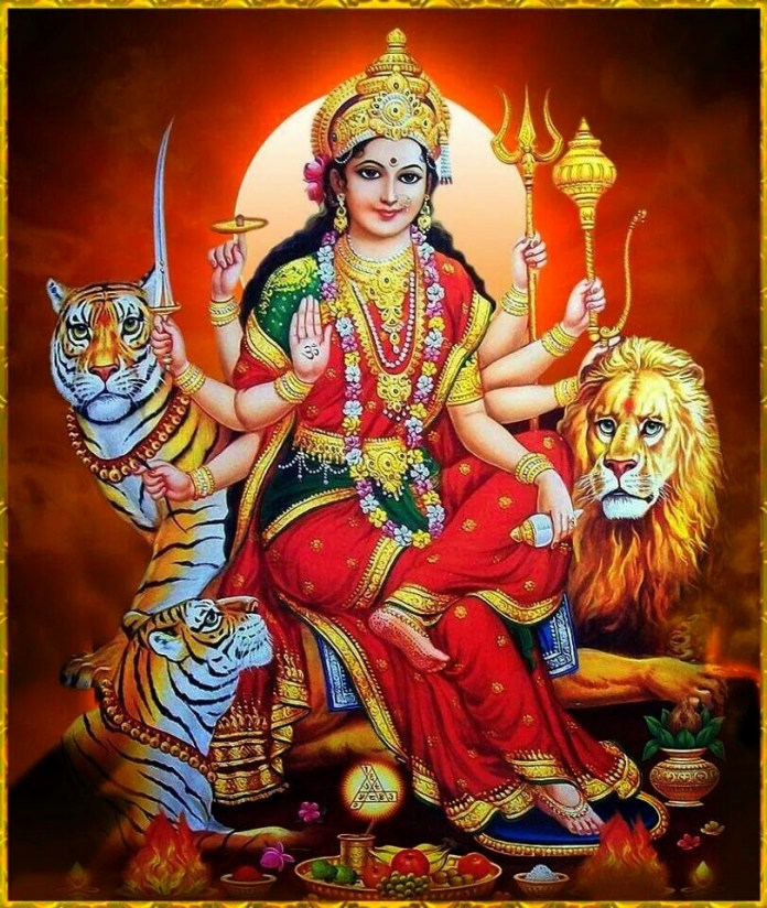 Pictures Of Maa Durga Images
