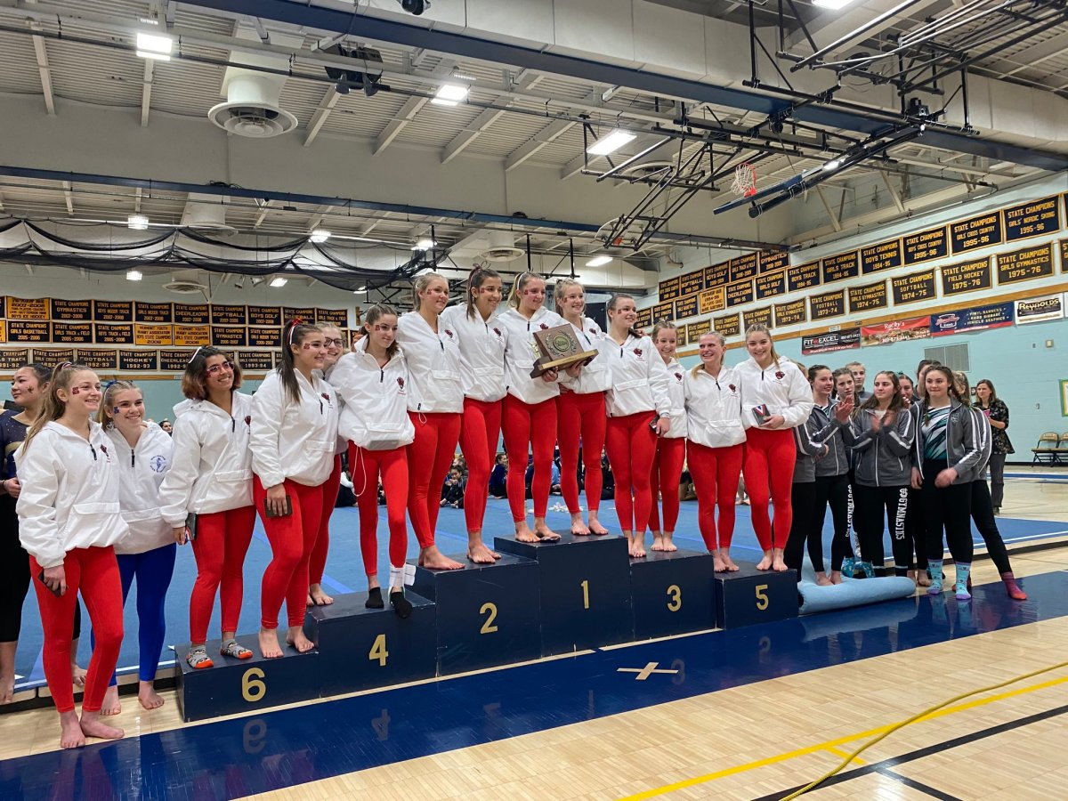CVU winter teams head into playoff season, Gymnasts vault into playoffs with first CVU D-I season title
