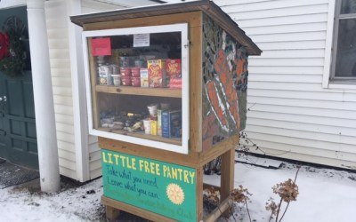 Community increases resources to help meet food, other needs