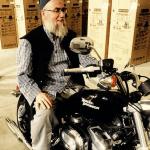 Scheich Muḥammad – Motorrad