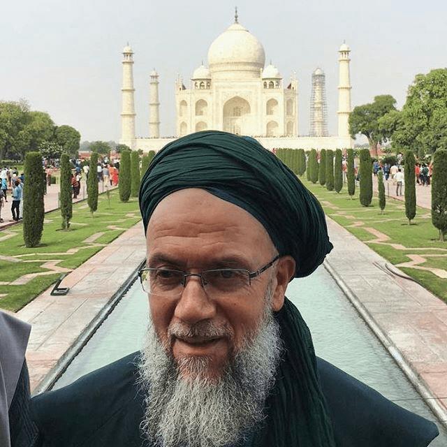Scheich Muhammad - Taj Mahal