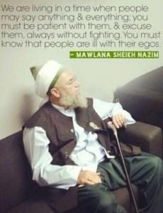 Scheich Muhammad - Geduld