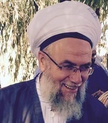 Scheich Muhammad lächelnd