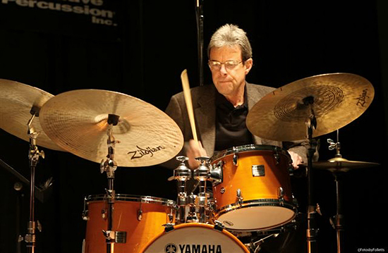 Ed Soph Leading Jazz Drummer and Educator