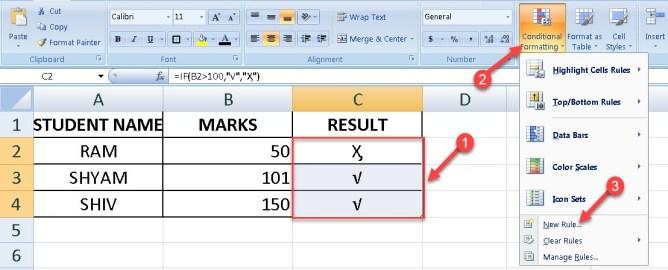 Excel Formula Me Symbol Add