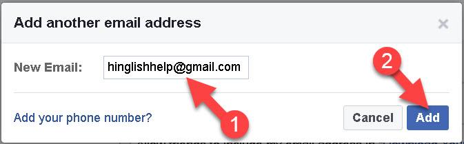 Facebook Email Change Kaise Karte Hai