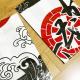 西条まつり 加茂町屋台さま 法被デザイン(愛媛県西条市)
