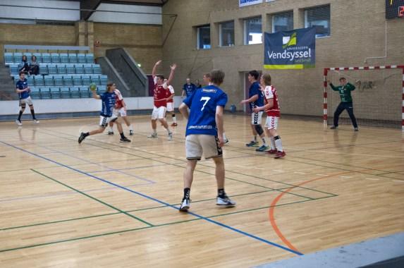 Aalbord Håndbold vs HF Mors U18-1007