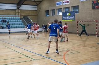 Aalbord Håndbold vs HF Mors U18-1008