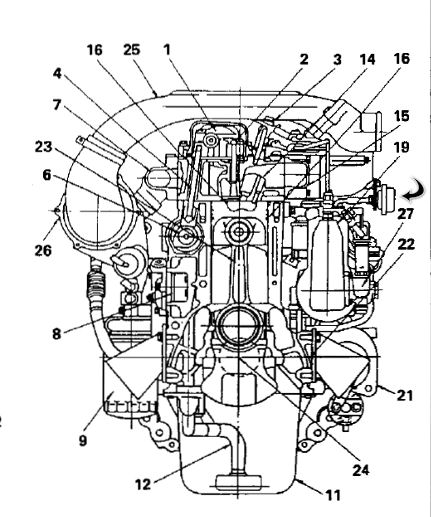 Navistar Dh310 Engine Diagram