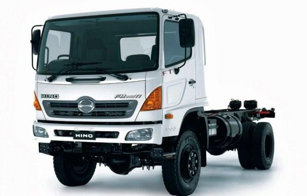 Hino-260-body