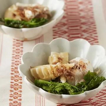 鯛と筍の出汁煮