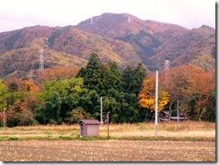 菅名岳11月
