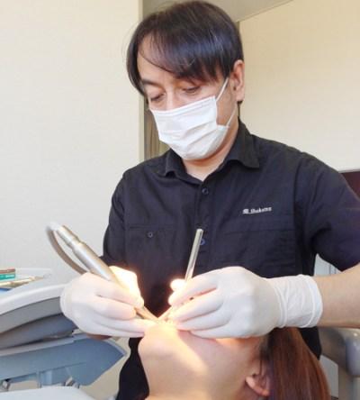 一般歯科 院長 坂野正仁