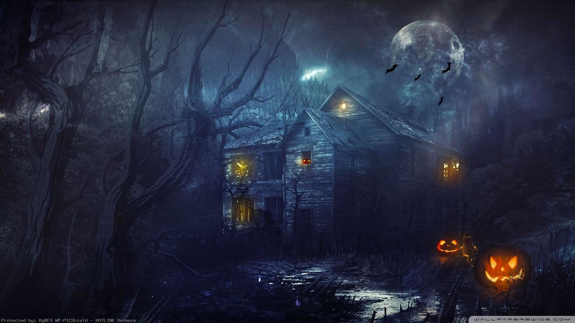 die 74+ besten halloween wallpapers