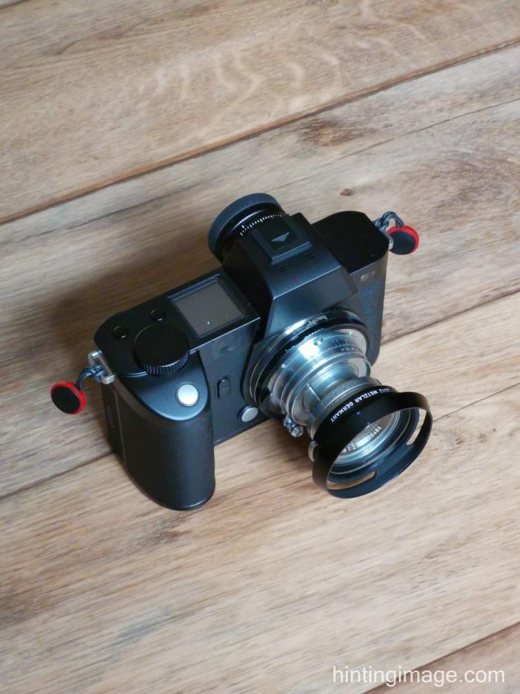 photo showing Leica SL2 + Leica M Adaptor-L + Summicron 50 first version