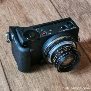 Leitz 35mm Summilux + FP