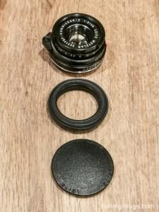 40mm Summicron-C