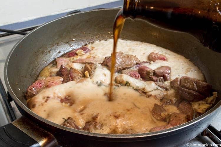 Irish Steak and Guinness Casserole