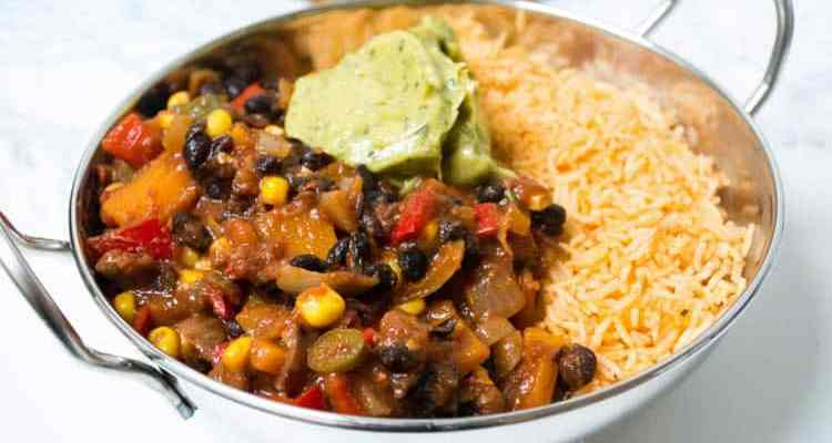 Mexican Vegetable Stew