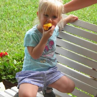 Peaches, Peaches!!