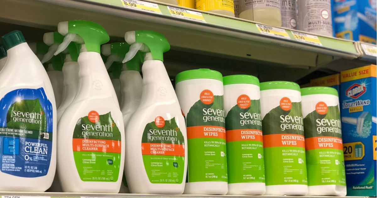 Natural & Eco-Friendly Cleaning Products for Your Home