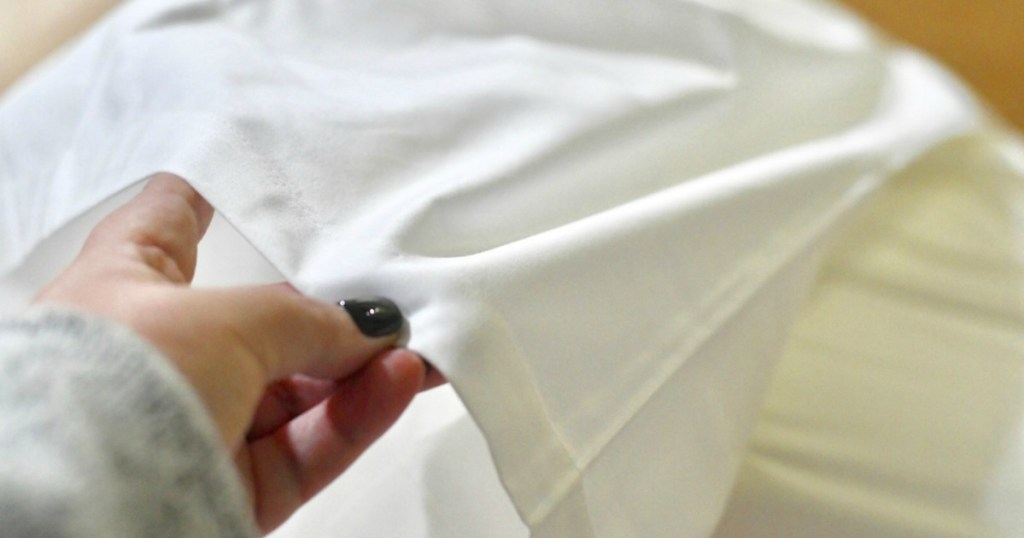 Threadmill bed sheets