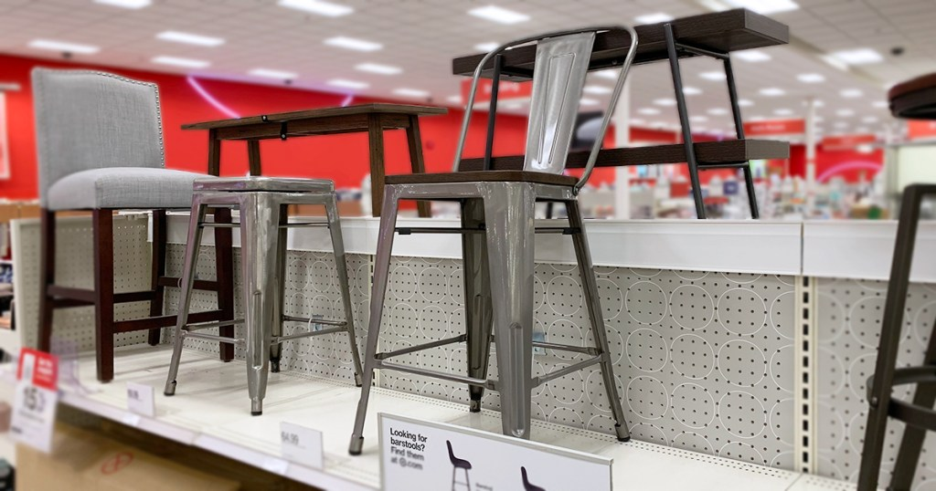 carlisle counter height stool at target