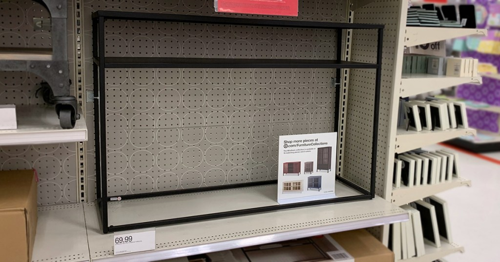 glasgow metal table from target