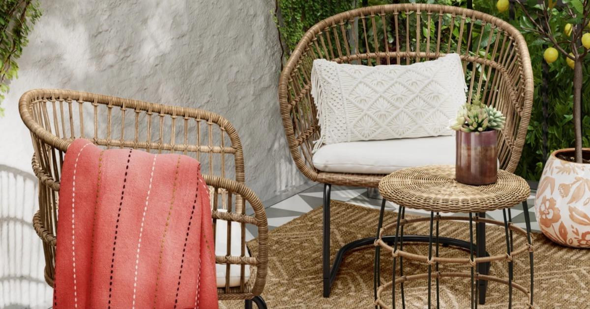 latigo 3 piece patio set online