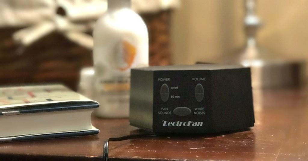 LectroFan white noise fan