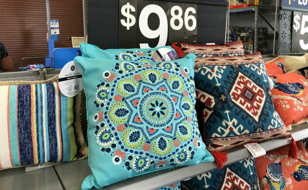 better homes gardens throw pillows