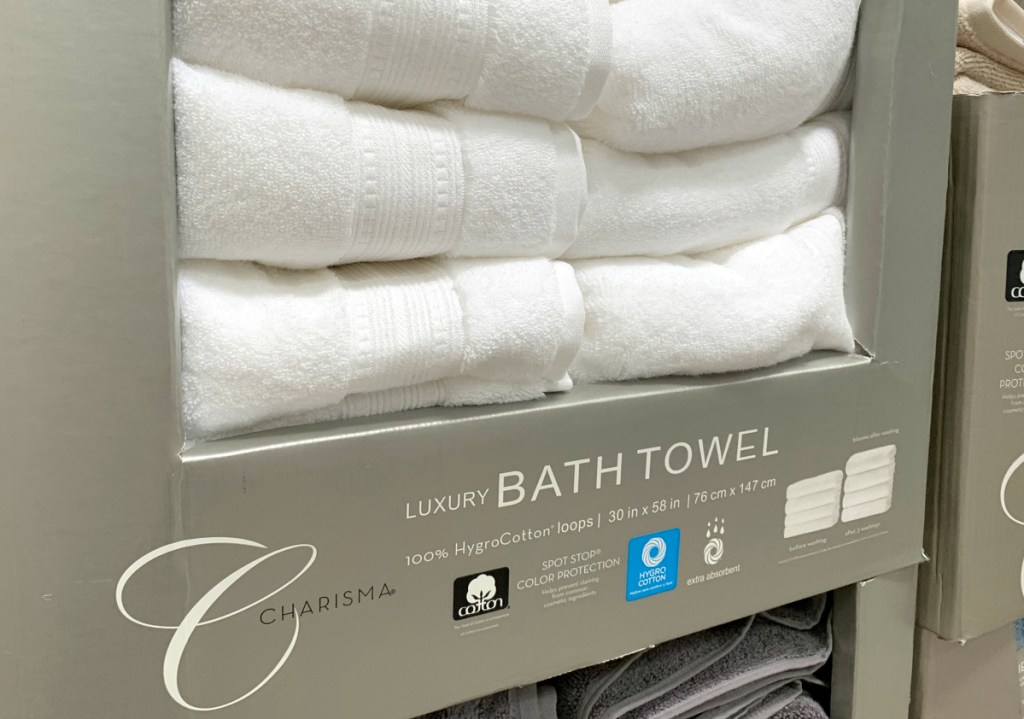 Costco Offers Luxury Bath Towels At An Affordable Price