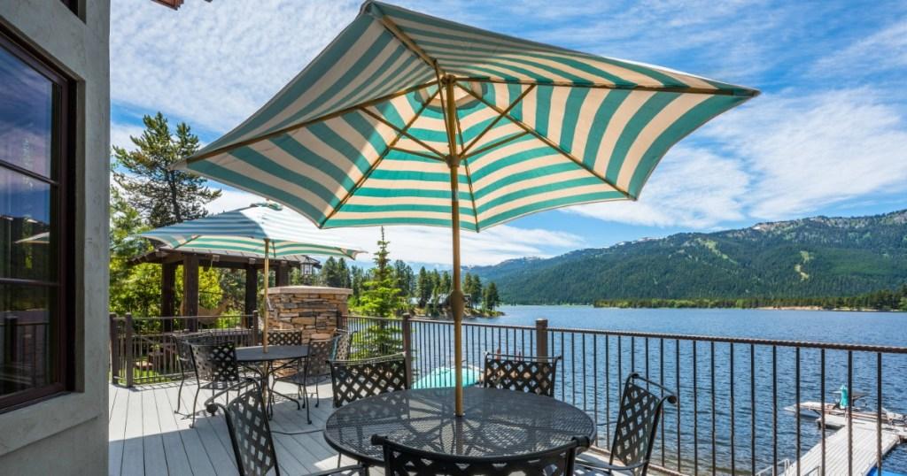patio umbrellas outdoor rugs