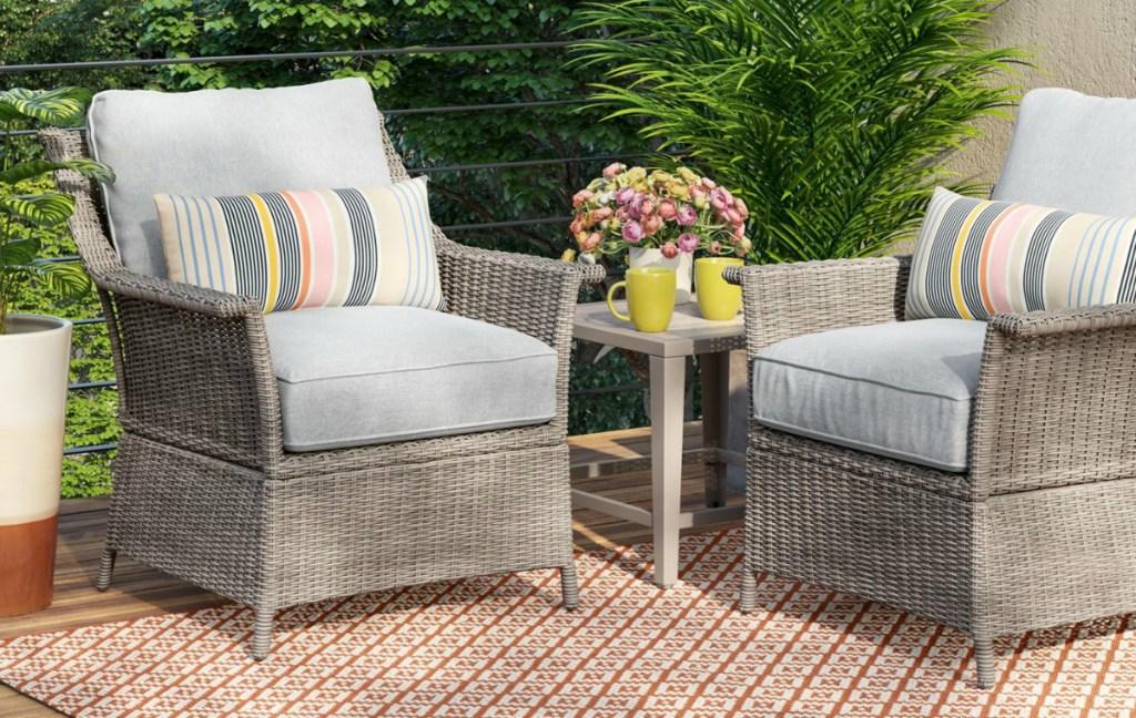 outdoor furniture decor at target