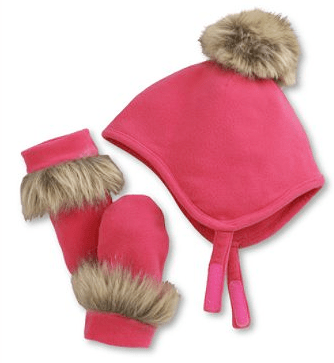 Lands  End once again has a great clearance bargain available! Just head on  over here to score the Baby Girls  Fleece Hat and Mitten Set for only  3.97  ... 0d4430bbd14