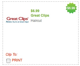 Great Clips 6 99 Haircut Coupon Detroit Area Hip2save