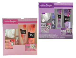 UPDATE u2013 You can also buy this Venus Embrace Beautifully Smoothing Gift Set with Bonus Magazine Subscription for $10 OR this The Best in Beauty Allure ...  sc 1 st  Hip2Save & Walmart.com: New $10 Olay Luscious Holiday Gift Set Deal (+ $9.99 ...