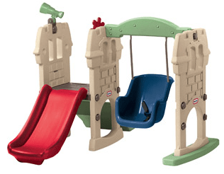 Walmart Little Tikes Endless Adventures Swingalong Castle Only 69