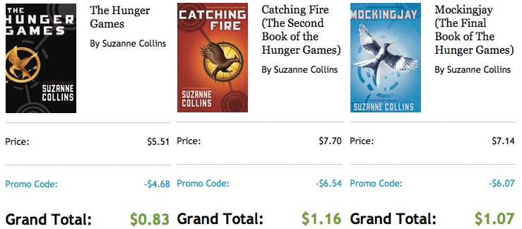 The Hunger Games Ebook For Ipad