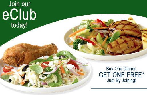 hometown buffet buy 1 get 1 free dinner text offer hip2save rh hip2save com